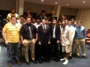 Delta Phi Fraternities